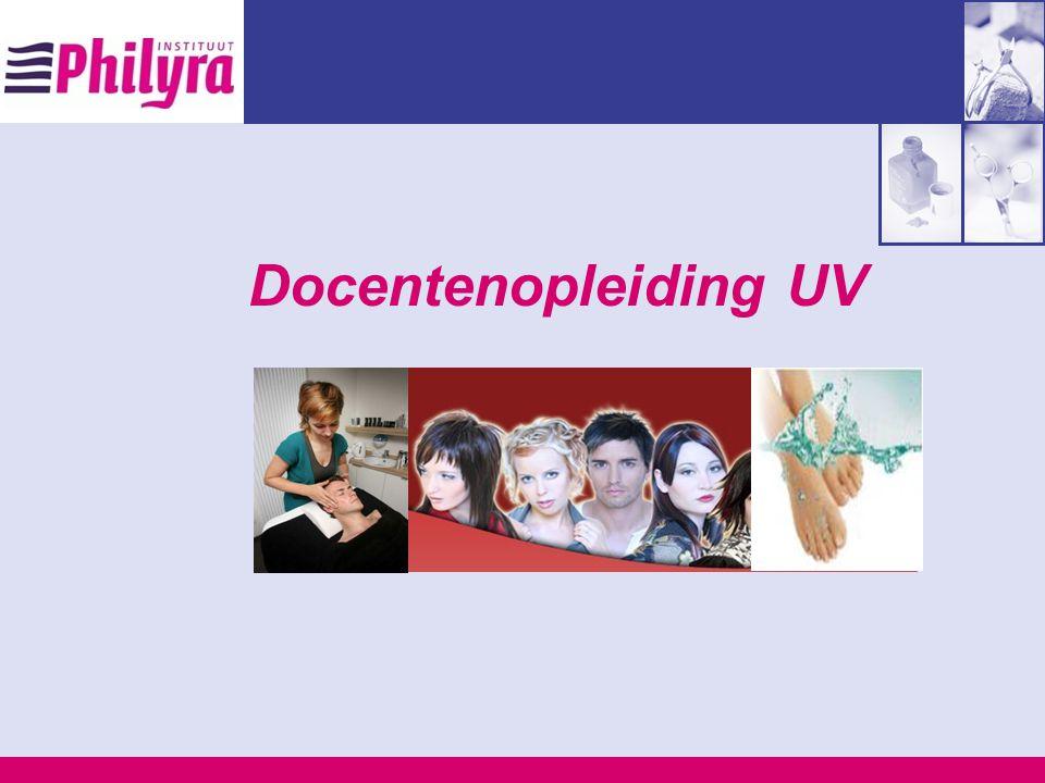 Docentenopleiding UV