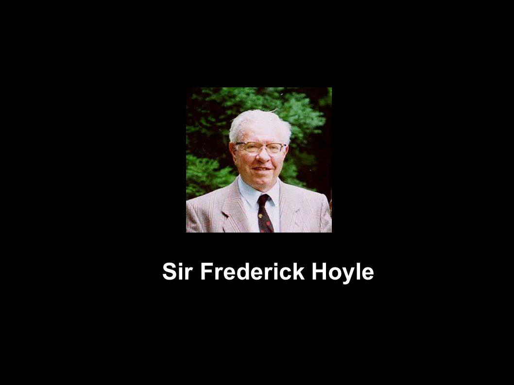 Sir Frederick Hoyle