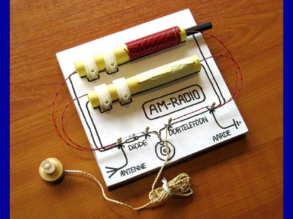 Radio Kristalradio Antenne