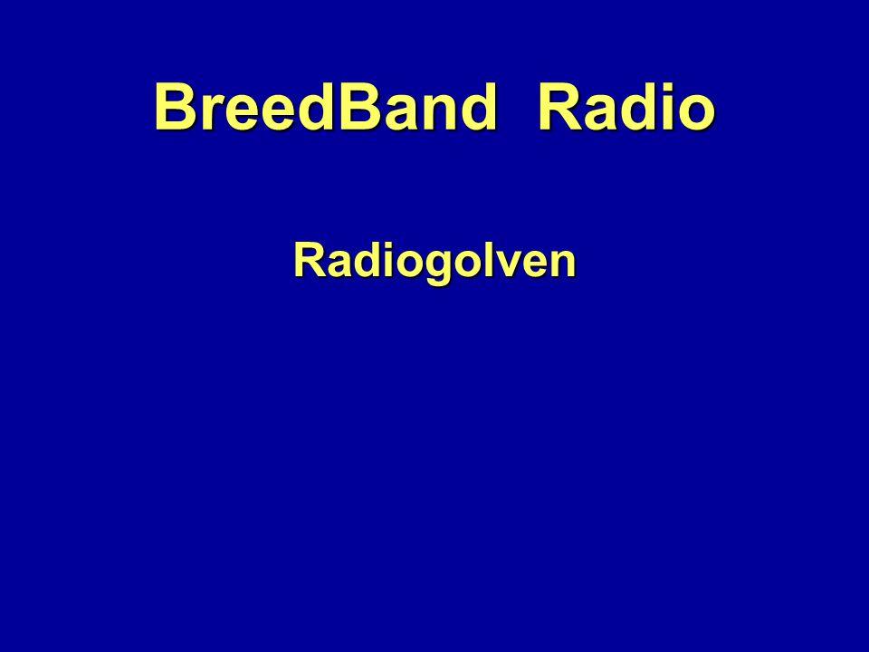 Radiogolven Door elkaar