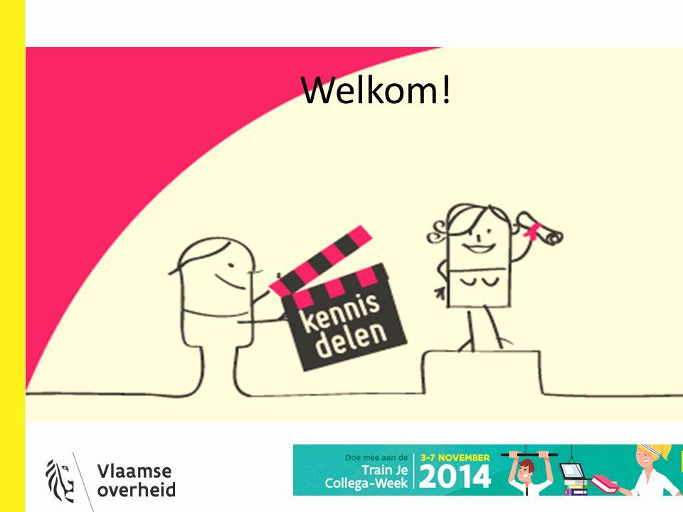 Sept 24 september: de trekkers hebben alle sjablonen doorgestuurd aan vorming@vlaanderen.be.