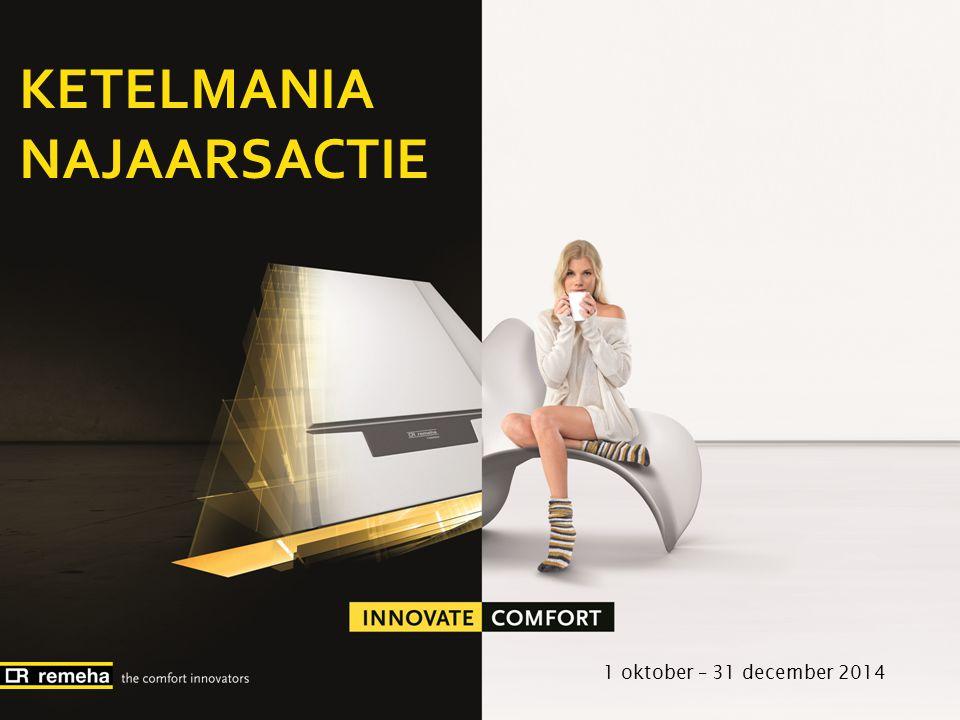 KETELMANIA NAJAARSACTIE 1 oktober – 31 december 2014