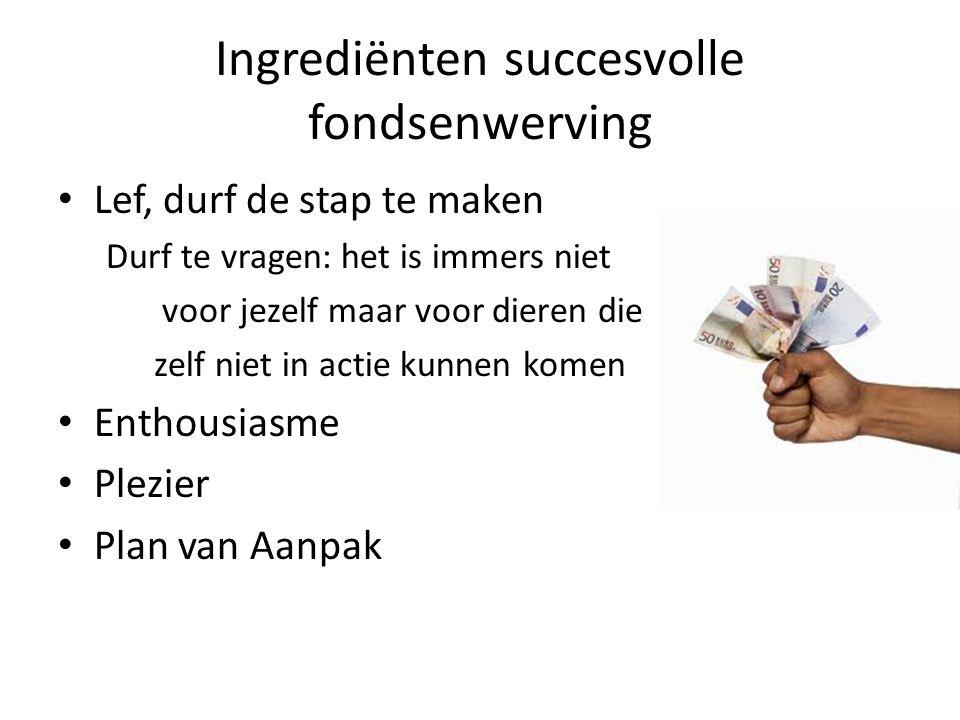 Toolkit als handleiding (lees van a tot z!) Online actiepagina justgiving.nl Sponsorformulier Persoonlijke elevatorpitch – Waarom ga jij deze uitdaging aan.
