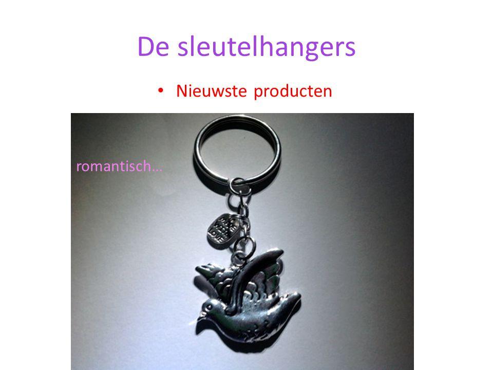 De sleutelhangers Nieuwste producten romantisch…