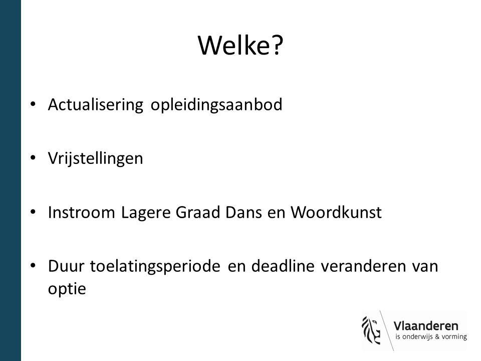 Actualisering opleidingsaanbod Beeldverhaal + nieuwe instrumenten: bandoneon, saz en ud Waarom nu deze.