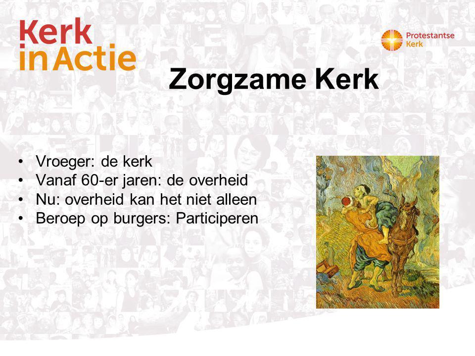 Lokale Lobby Decentralisatie: van Rijk naar Burgerlijke gemeente Verantwoordelijkheid ligt nu bij de lokale burgerlijke gemeente.