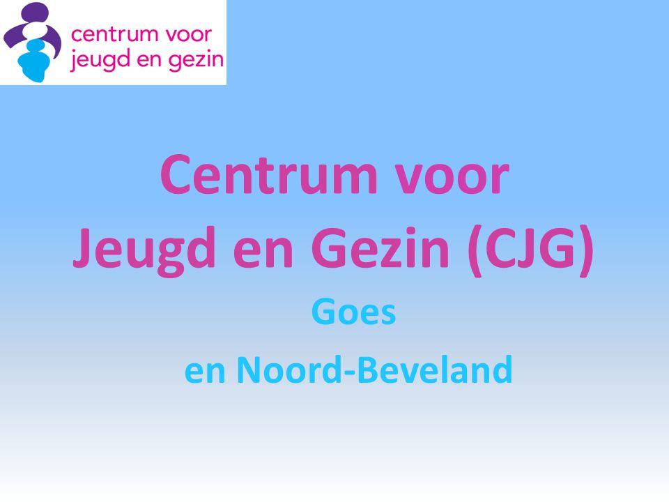 Goes en Noord-Beveland Centrum voor Jeugd en Gezin (CJG)