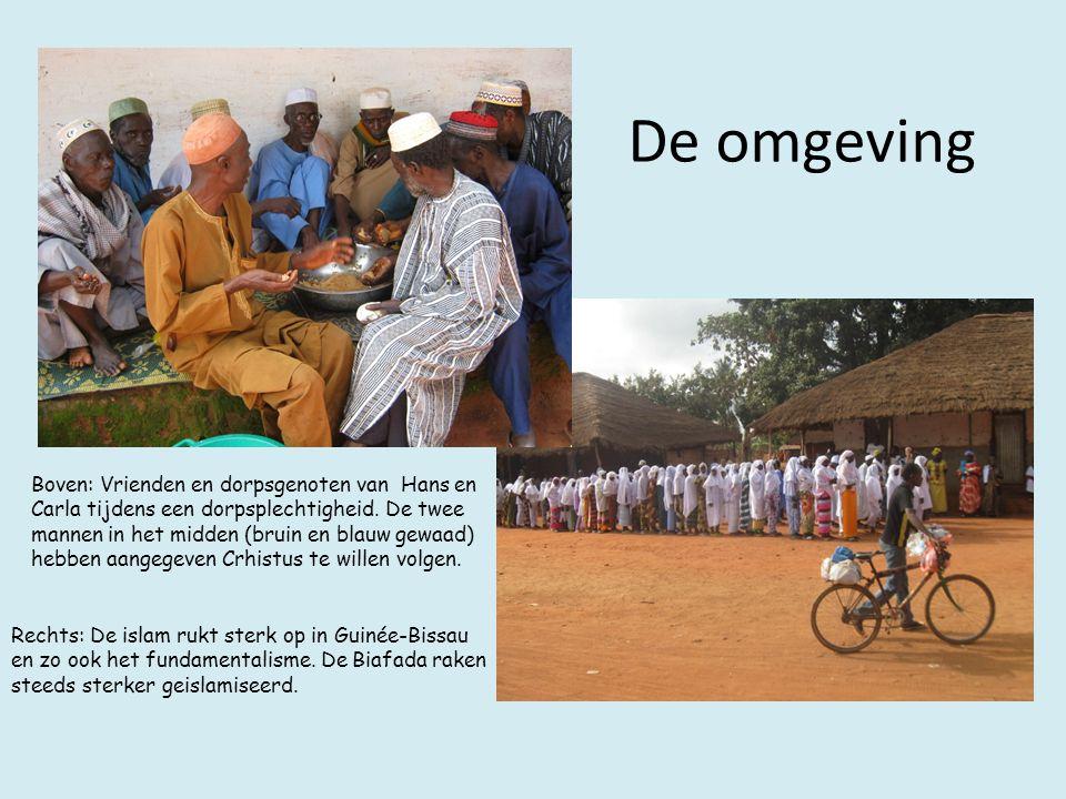 Evangelisatie: een proces Zodra een vertrouwensband is ontstaan tussen hen en de lokale inwoners, vangt geleidelijk het proces van evangelisatie aan.