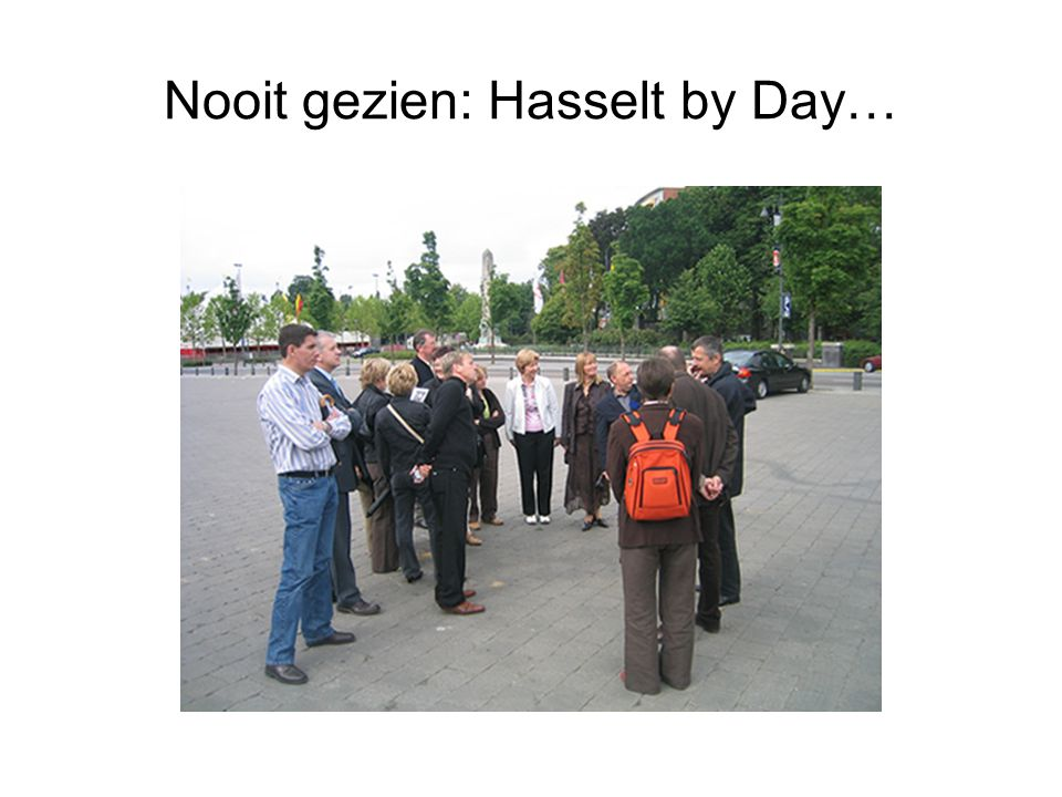 Nooit gezien: Hasselt by Day…