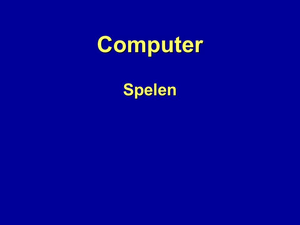 Computer Spelen