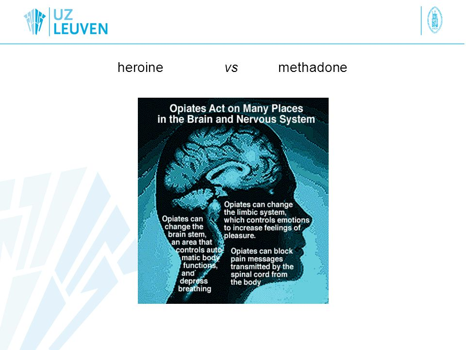 heroinevsmethadone