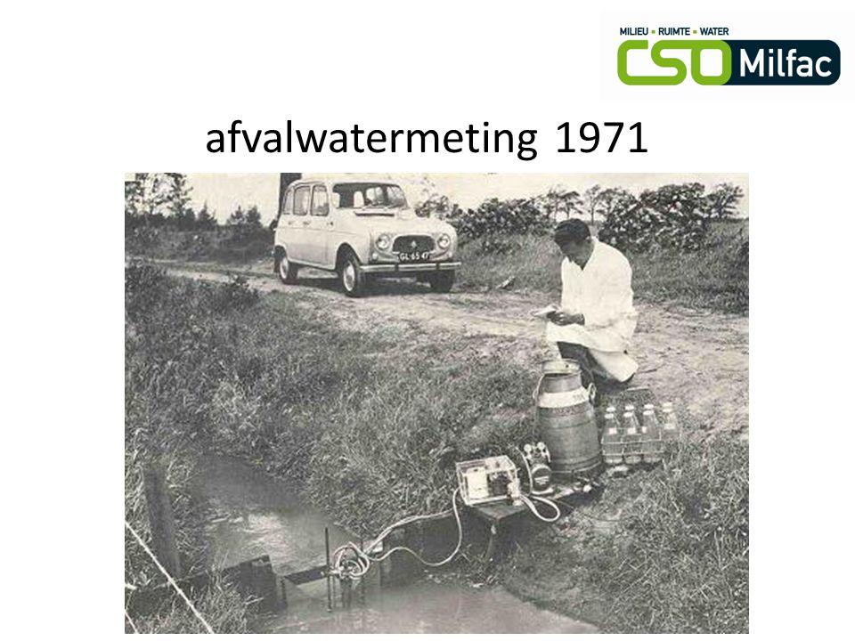 afvalwatermeting 1971 1