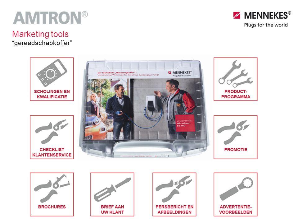 """""""gereedschapkoffer"""" Marketing tools"""