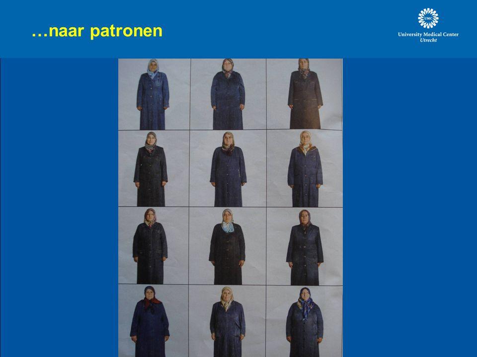 …naar patronen