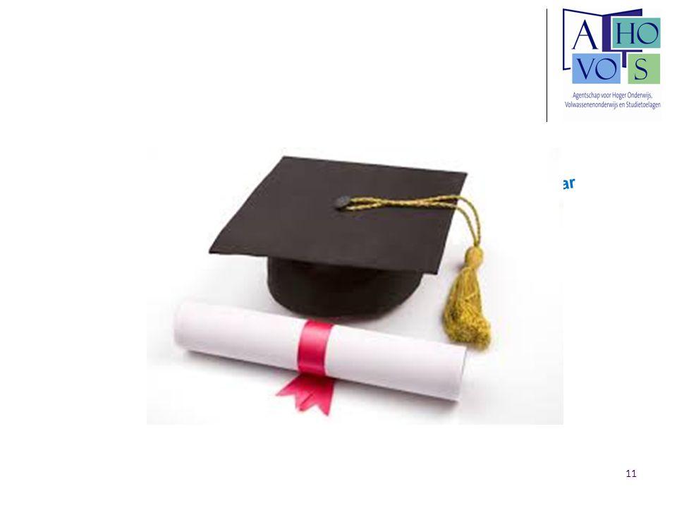 Diploma secundair onderwijs in één jaar 11