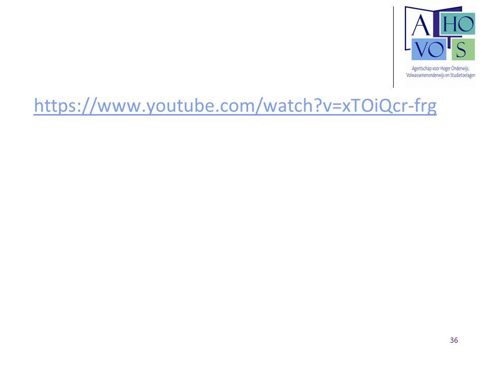 https://www.youtube.com/watch?v=xTOiQcr-frg 36