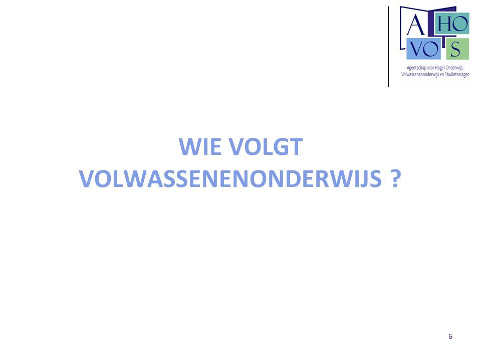 Fonds inschrijvingsgelden Voor de referteperiode 01/04/2013 tem 31/03/2014 gelden 2 situaties: 1.