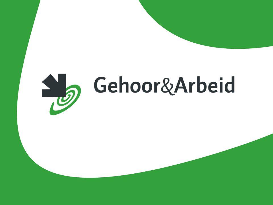 Expertisecentrum voor Gehoor en Arbeid 24-11-20141