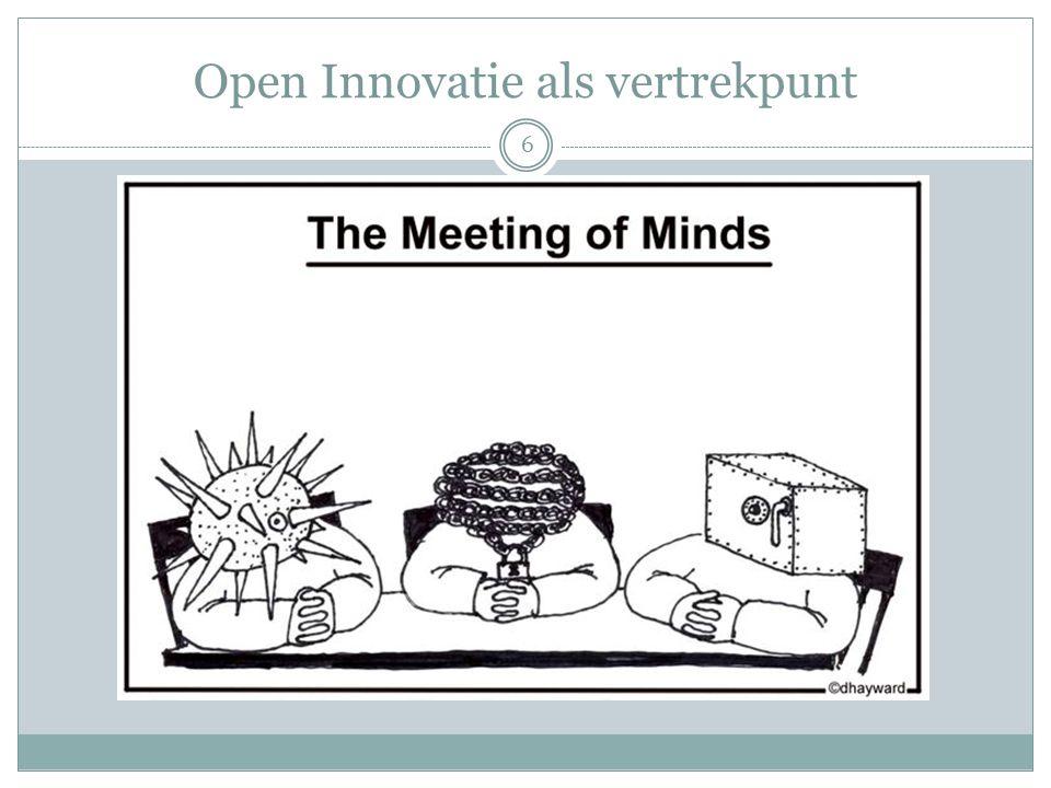 Open Innovatie als vertrekpunt 6