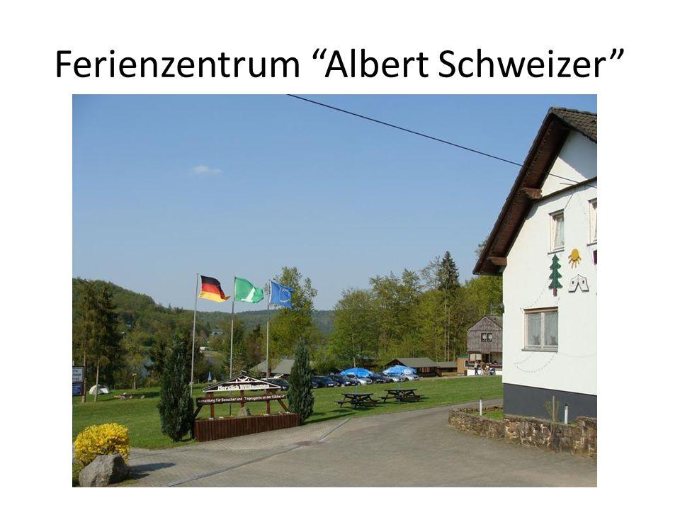 """Ferienzentrum """"Albert Schweizer"""""""
