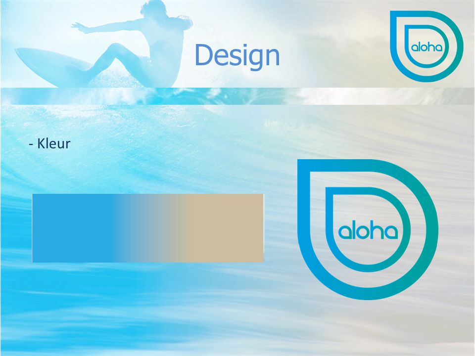 Design - Kleur