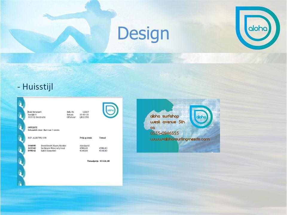 Design - Collectie