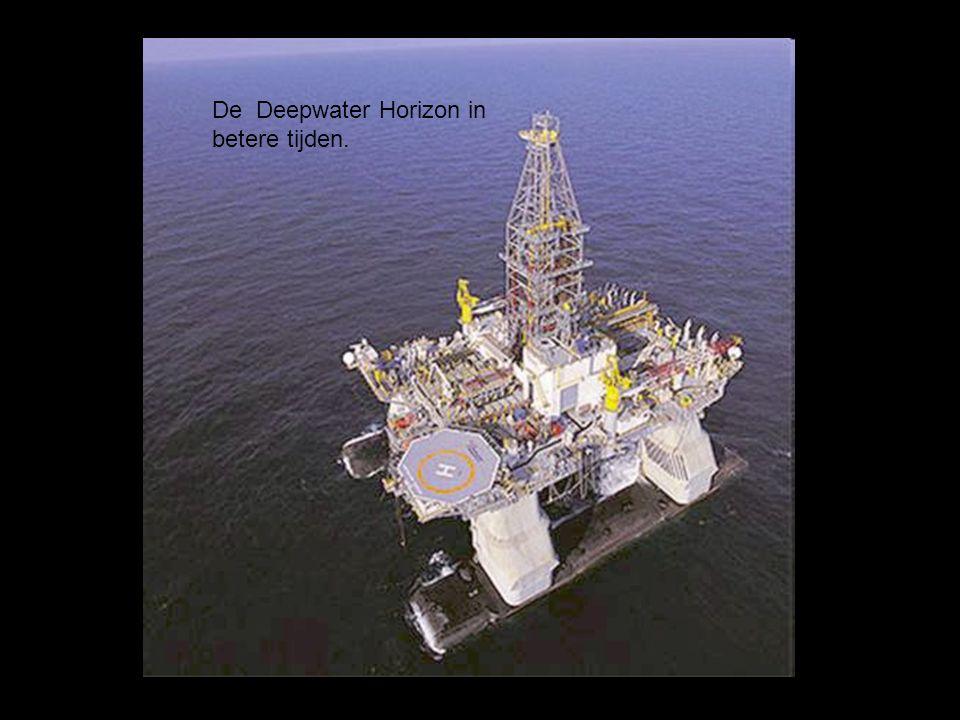 De Deepwater Horizon.