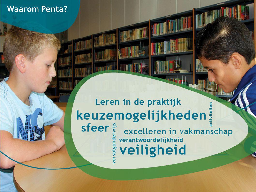 Waarom Penta?