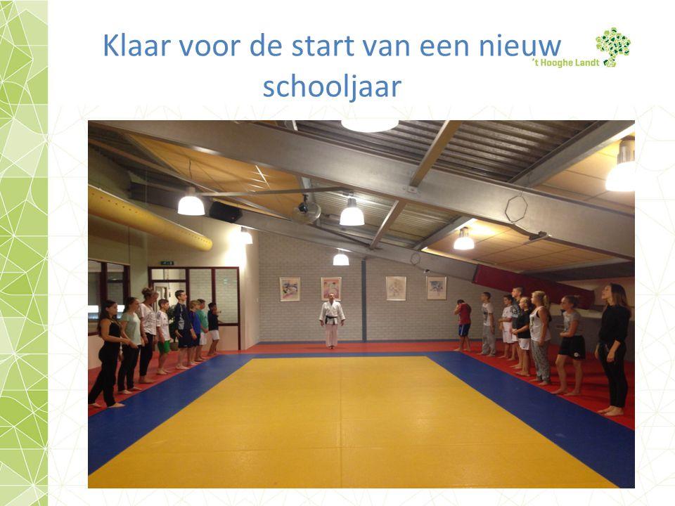 Klaar voor de start van een nieuw schooljaar