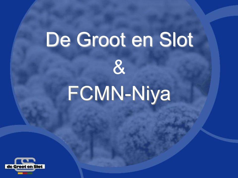 De Groot en Slot FCMN-Niya &