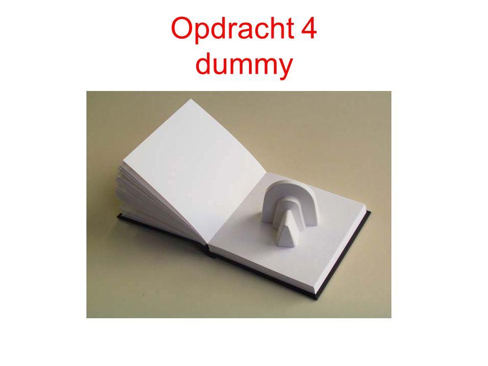Opdracht 4 dummy