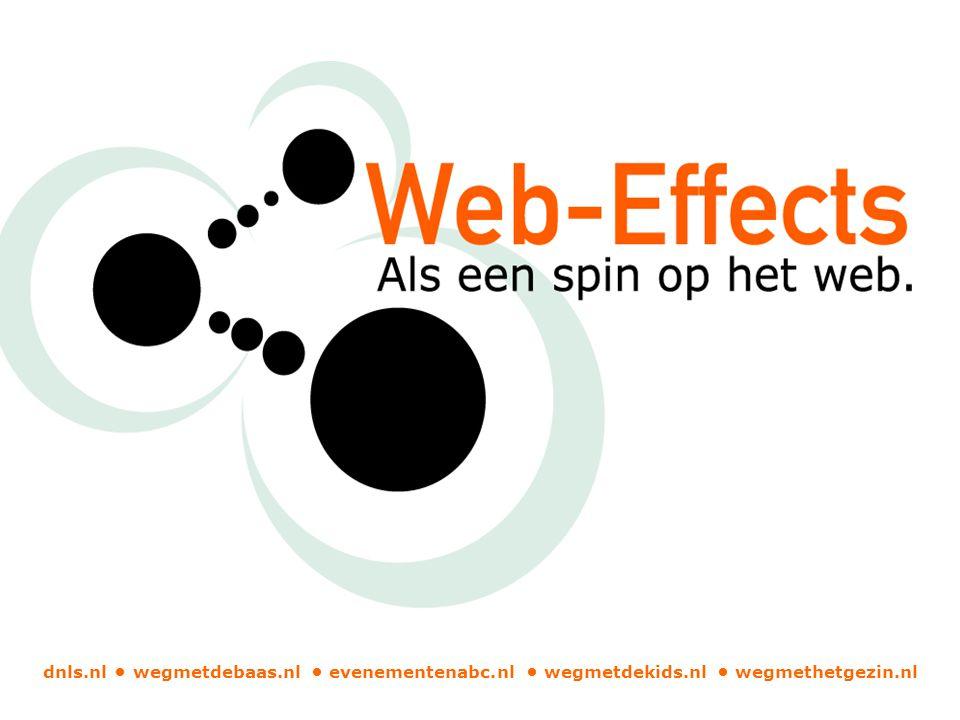 dnls.nl wegmetdebaas.nl evenementenabc.nl wegmetdekids.nl wegmethetgezin.nl