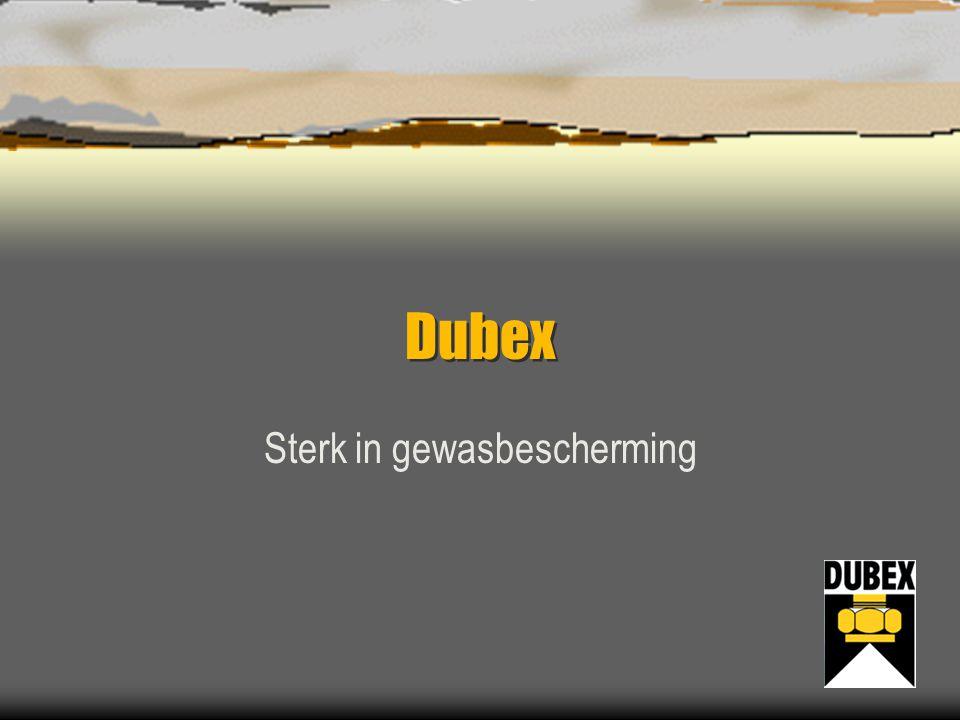 Dubex Sterk in gewasbescherming