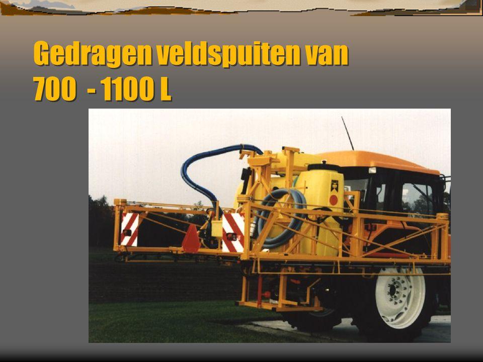 De BBA bewees het  Vergelijkende test februari 2000 in opdracht van de Boerderij en Top Agrar  Dubex spuitbomen balanceren het best  Dubex spuitbomen zwiepen het minst  Dubex verdeelt het spuitmiddel optimaal over het gewas
