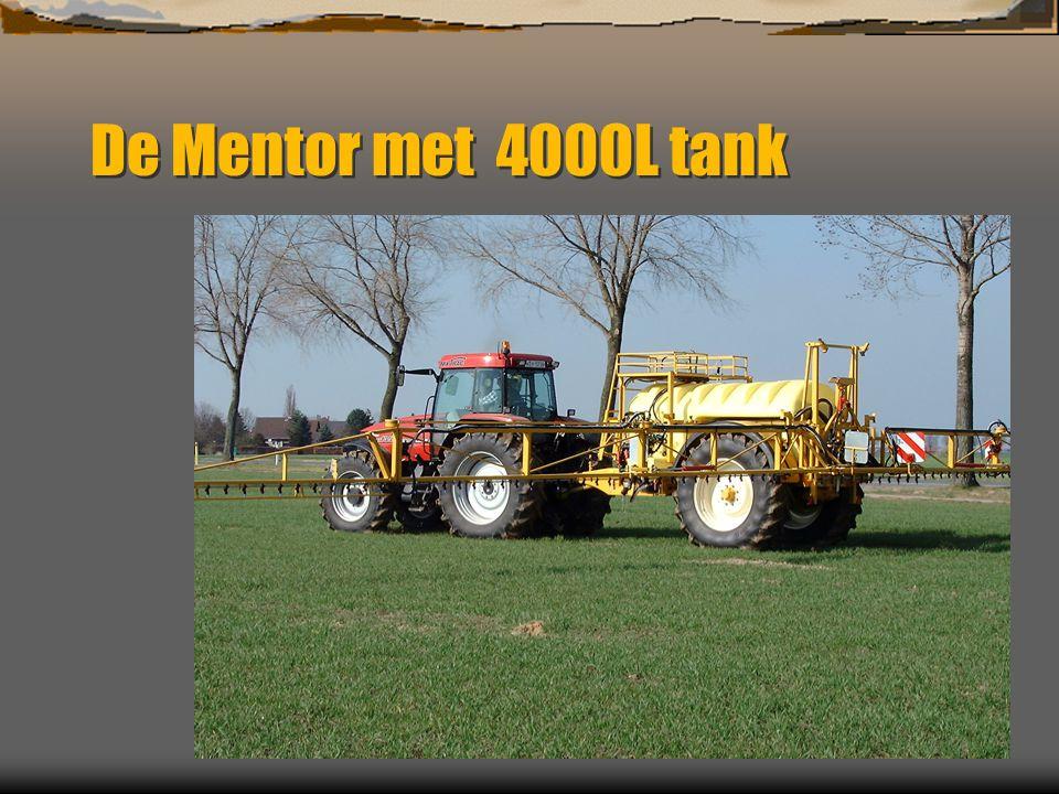 De nieuwe Vector met 3200 L
