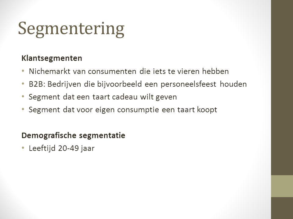 E-marketingmix Customer solution: snel, gemakkelijk en goed Cost to the customer: voordelig Convenience: gemak Communication: voornamelijk klant -> gefelicitaart.nl