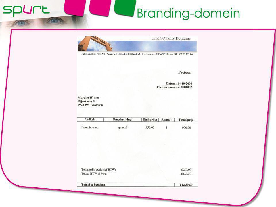Branding-domein
