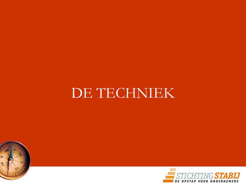 DE TECHNIEK