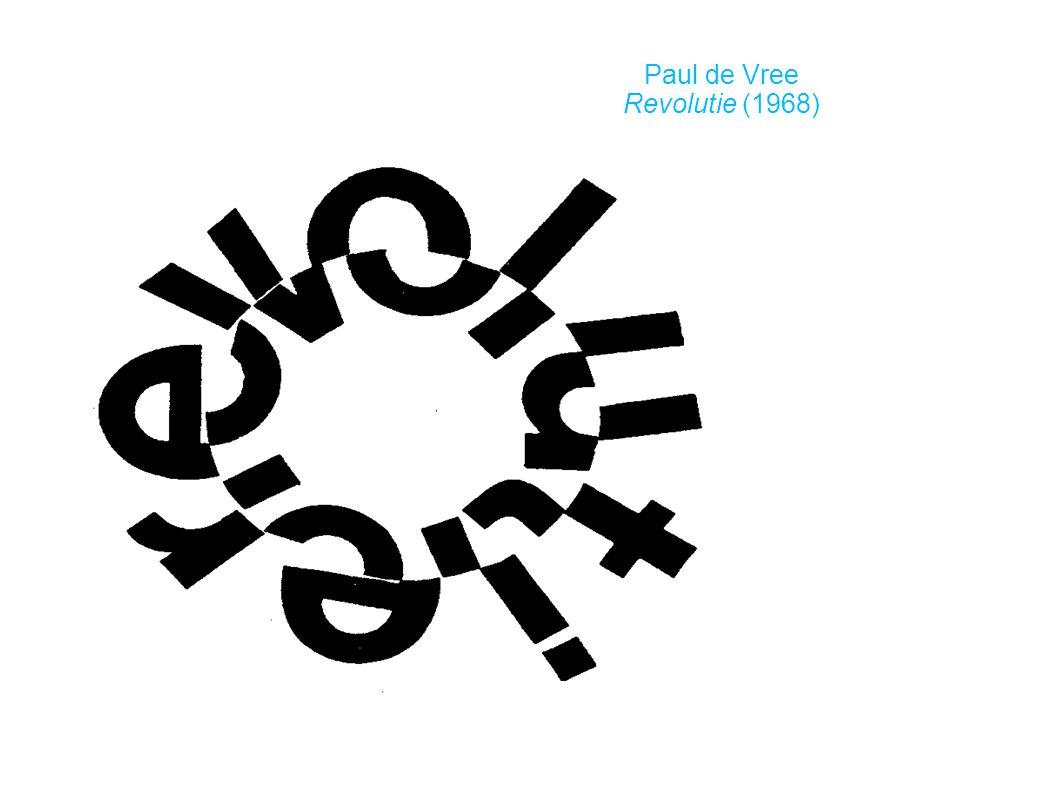 Paul de Vree Revolutie (1968)