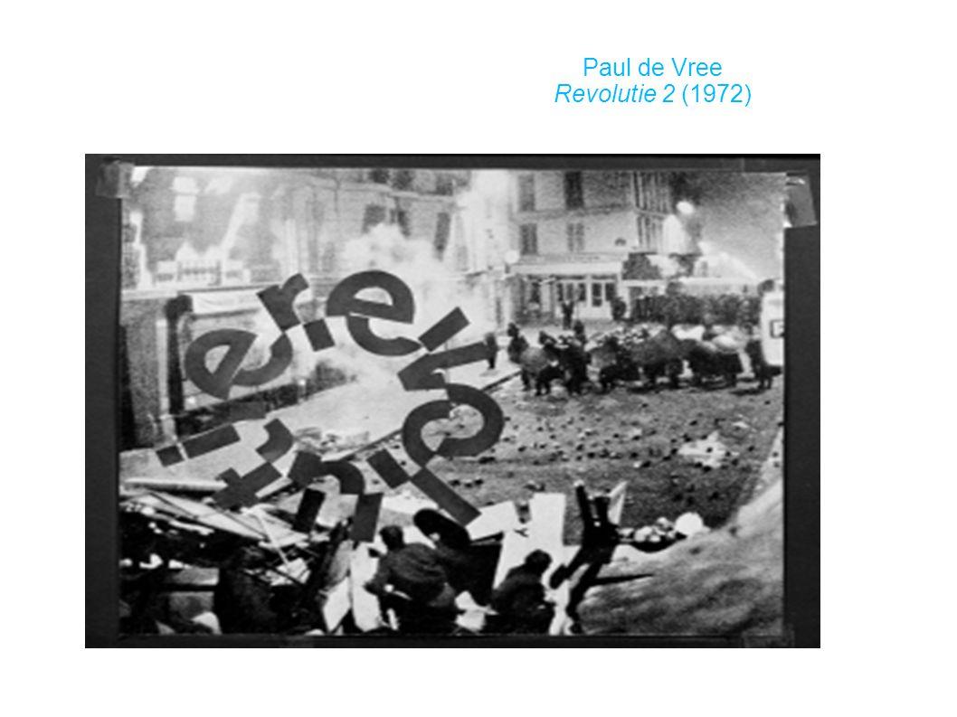 Paul de Vree Revolutie 2 (1972)