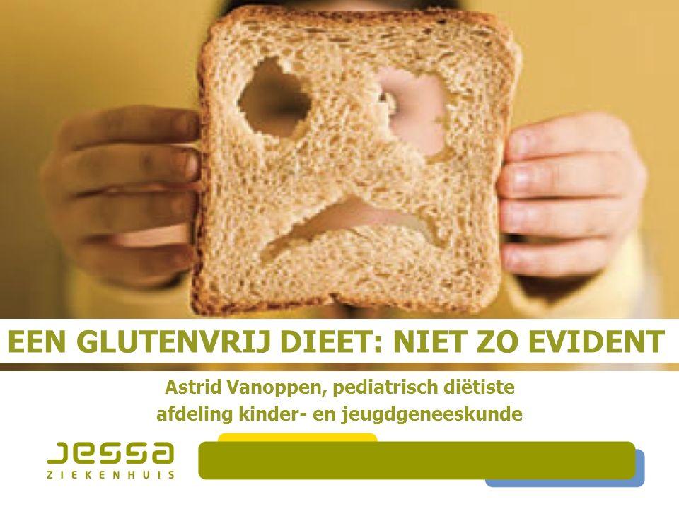 Een Glutenvrij Dieet Niet Zo Evident Astrid Vanoppen Pediatrisch