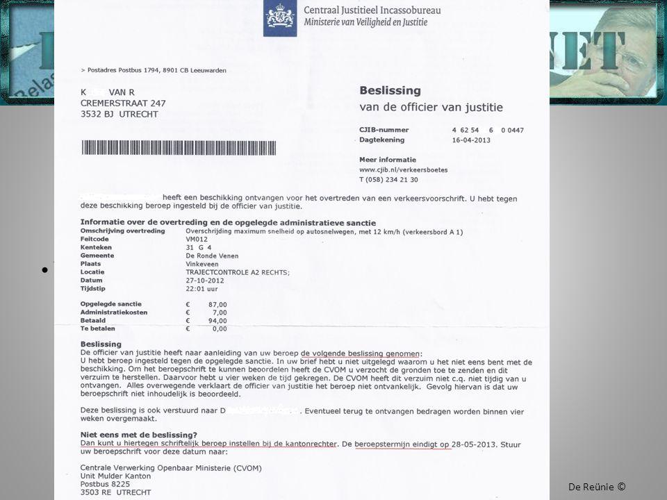 voorbeeldbrief justitie De Reünie ©. Wat is het CJIB: Gehuisvest in Leeuwarden Doel: het  voorbeeldbrief justitie
