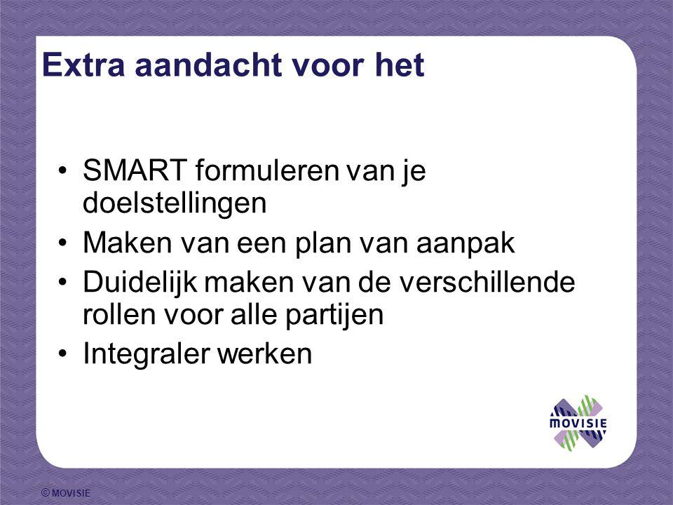 smart formuleren plan van aanpak MOVISIE Een leefbare samenwerking Door: Bora Avric (senior  smart formuleren plan van aanpak