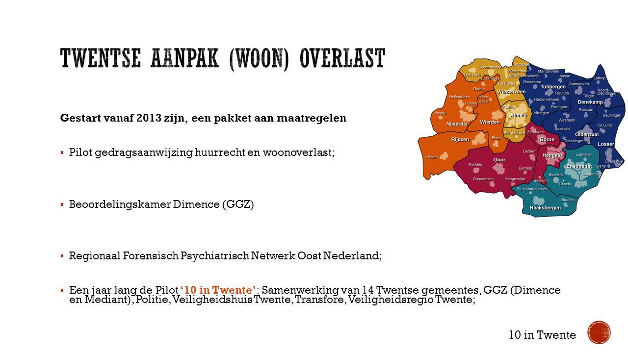 Regie En Informatiedeling Verwarde Personen 10 In Twente Wilma Meere Veiligheidsregio Twente Ppt Download