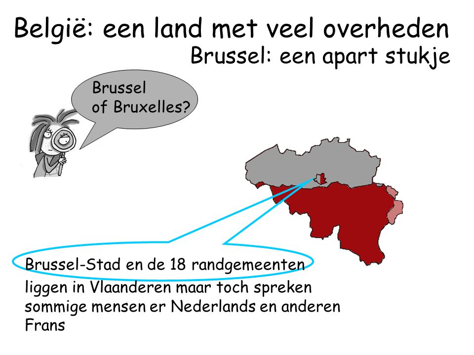 Brussel of Bruxelles.