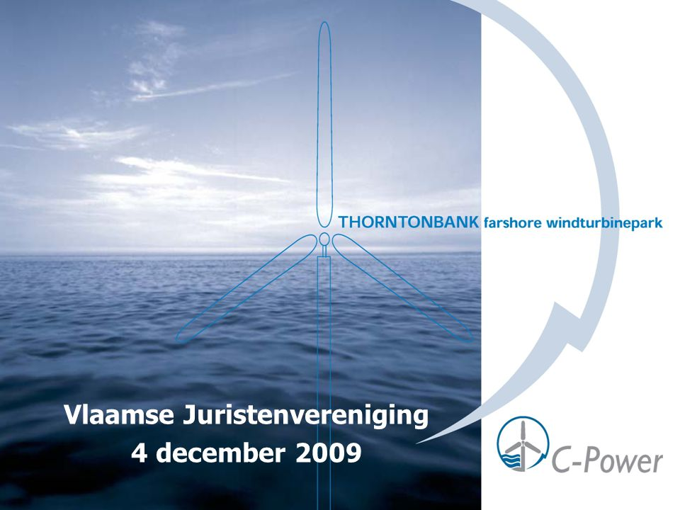 Vlaamse Juristenvereniging 4 december 2009