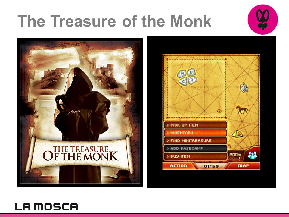 The Treasure of the Monk