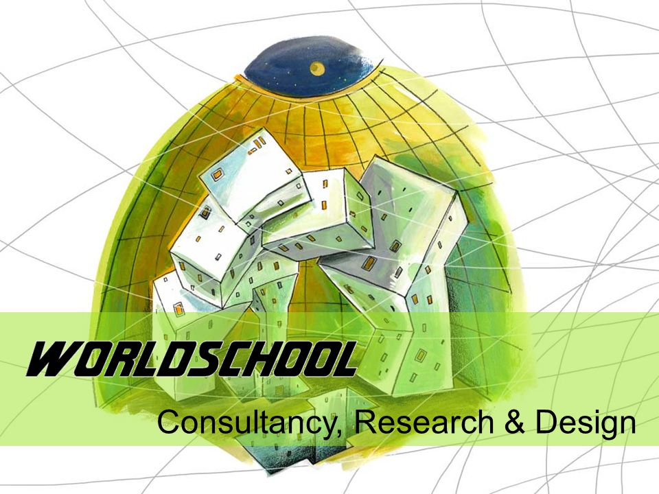 Consultancy, Research & Design Consultancy, Research & Design