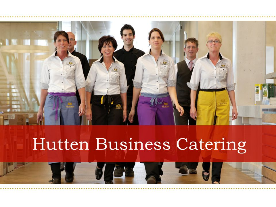 Hutten Business Catering