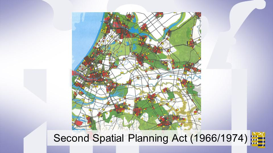 Second Spatial Planning Act (1966/1974)